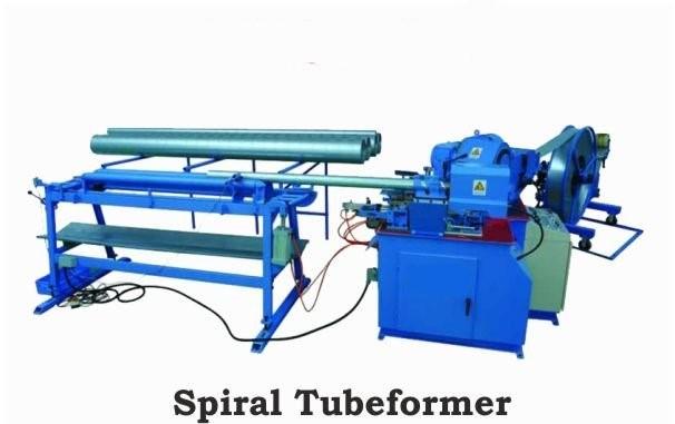 Spiral Tubeformer