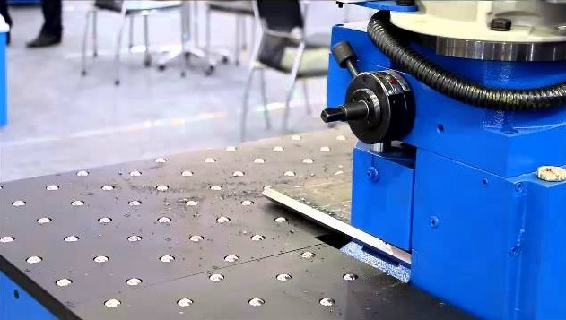 CNC Plate Bevelling